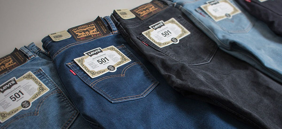 Auckland Web company Phancybox Designed Route 66 WordPress website Levis jeans 1