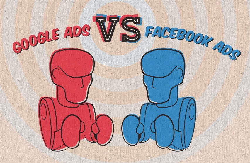 Phancybox The 4 differences between Facebook Ads and Google Adwords