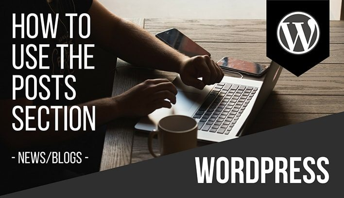 Phancybox How to use the Posts Section in WordPress for News/Blogs