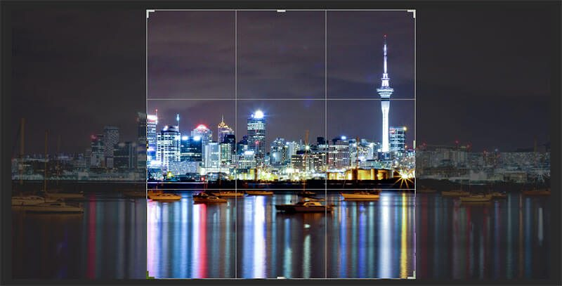 How to crop an image Phancybox New Zealand digital agency Auckland at night - How to Resize an Image without distorting it