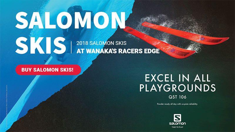 New Zealand Web Design by Phancybox Racers Edge Torpedo 7 banner by Salomon 1 - Racers Edge