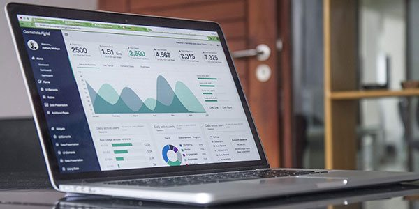 Increase SEO and visibility of your brand with Phancybox SEO company google analytics screen - SEO